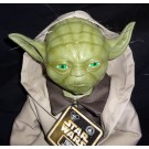 "STAR TOURS EXCLUSIVE YODA - JEDI MASTER DOLL 18"" (Articulated Latex Figure) © Dizdude.com"