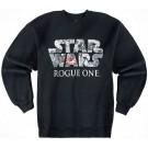 Rogue One Logo Adult Sweatshirt - Disney's Star Wars