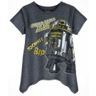 Artoo-Detoo to the Rescue T-Shirt (Tshirt, T shirt or Tee)  Disney Star Wars: The Last Jedi © Dizdude.com