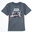 Biker Scout Nice Bike Youth T-shirt  (Tee, Tshirt or T shirt) - Disney Star Wars © Dizdude.com