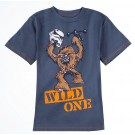 Chewbacca Wild One Youth T-shirt  (Tee, Tshirt or T shirt) - Disney Star Wars © Dizdude.com