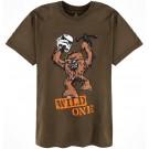 Chewbacca Wild One Adult T-Shirt (Tshirt, T shirt or Tee) - Disney Star Wars © Dizdude.com