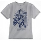 The Empire Strikes Back Sketch Adult T-Shirt (Tshirt, T shirt or Tee) - Disney's Star Wars © Dizdude.com