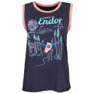 Travel To Endor Ewok Tank Tee (Tshirt, T shirt or T-Shirt) Disney Star Wars © Dizdude.com