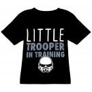 Disney Star Wars Little Trooper In Training Toddler T-Shirt (Tshirt, T shirt or Tee) © Dizdude.com
