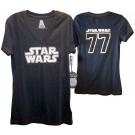 Disney Star Wars 77 Junior/ Teen T-Shirt (Tshirt, T shirt or Tee) © Dizdude.com
