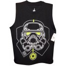Disney Star Wars Stormtrooper Mesh Sleeveless Youth Shirt / Tank © Dizdude.com