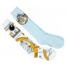 BB-8 Set of 2 Adult Socks ~ Disney Star Wars The Force Awakens