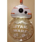 Disney Star Wars: The Force Awakens BB-8 Glow Lanyard or Christmas Ornament © Dizdude.com