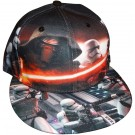Disney Star Wars: The Force Awakens Battle Scene Hat - Printed All Over © Dizdude.com