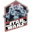 Star Wars The Force Awakens - Captain Phasma Countdown Pin # 9 Limited Edition 10,000 © Dizdude.com