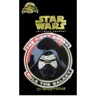 Star Wars The Force Awakens First Order Rule The Galaxy Kylo Ren Pin © Dizdude.com