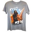 Kylo Ren Youth T-Shirt (Tshirt, T shirt or Tee) - Disney Star Wars: The Force Awakens © Dizdude.com