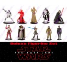 Star Wars VIII: The Last Jedi 10 Figurine Deluxe Playset Multi-Pack ~ Disney Star Wars © Dizdude.com
