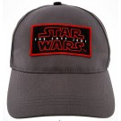 Disney Star Wars Episode VIII: The Last Jedi Title Logo Baseball Hat © Dizdude.com