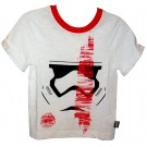 First Order Stormtrooper Youth T-Shirt (Tshirt, T shirt or Tee) - Disney Star Wars Episode VIII: The Last Jedi © Dizdude.com