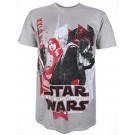 Kylo Ren Adult T-Shirt (Tshirt, T shirt or Tee) - Disney Star Wars Episode VIII: The Last Jedi  © Dizdude.com