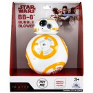 BB-8 Bubble Blower with Lights & Sounds - Disney Star Wars Episode VIII: The Last Jedi