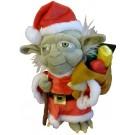 Santa Yoda a Disney Star Wars Christmas Plush 9 inch ~ Limited Release © Dizdude.com