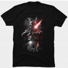 Star Wars: Darth Vader Dark Lord Adult T-Shirt (Tshirt, T shirt or Tee) © Dizdude.com