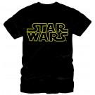 Star Wars Title Logo Adult T-Shirt (Tshirt, T shirt or Tee) © Dizdude.com