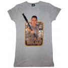 Star Wars Rey and BB-8 Junior T-Shirt (Tshirt, T shirt or Tee) © Dizdude.com