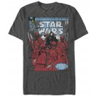 Star Wars: The Last Jedi Royal Guard Comic Cover Adult T-Shirt (Tshirt, T shirt or Tee) © Dizdude.com
