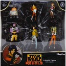 """Star Wars REBELS Collectible Figures"" ~ Disney Star Wars Weekends 2015 © Dizdude.com"