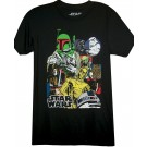 Disney Star Wars Adult T-Shirt (Tshirt, T shirt or Tee) © Dizdude.com
