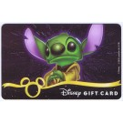 Star Wars Gift Card with Stitch as Yoda ~ Disney Star Wars Weekends 2013 © Dizdude.com