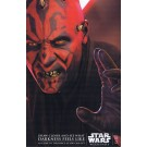 Disney Star Wars Weekends 2015 Week 3 Darth Maul Passholder Poster Event Exclusive © Dizdude.com