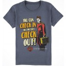 The Hollywood Tower Hotel Bellhop Youth T-shirt (Tee, Tshirt or T shirt) ~ Twilight Zone Tower of Terror ride