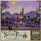 Sleeping Beauty Castle - Disneyland Hong Kong 1000 Piece Jigsaw Puzzle- Disney Signature Puzzle © Dizdude.com