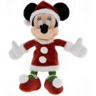 Disney Santa Minnie Mouse 7 inch Plush © Dizdude.com