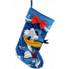 Disney Donald Duck Plush Christmas Stocking © Dizdude.com