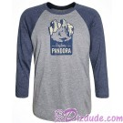Explore Pandora Raglan Adult T-shirt (Tee, Tshirt or T shirt) - Disney Pandora – The World of Avatar