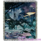 Avatar Pandora Landscape Tapestry Woven Throw - Disney Pandora – The World of Avatar © Dizdude.com