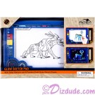 Avatar Alpha Centauri Expeditions (A.C.E.) Glow Sketch Pad - Disney Pandora – The World of Avatar