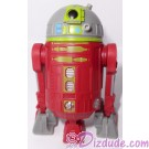 R2 Red & Gray Astromech Droid ~ Pick-A-Hat ~ Series 2 Disney Star Wars Build-A-Droid Factory