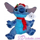 Disney 12 Inch Christmas Stitch Plush © Dizdude.com