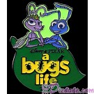 Countdown to the Millennium Series Pin #17 (A Bugs Life)