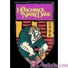 Countdown to the Millennium Series Pin #20 (Hunchback of Notre Dame - Quasimodo) © Dizdude.com