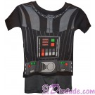 Disney Star Wars Darth Vader Armour Junior 2 Piece Pajama Set © Dizdude.com