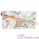 Disney Dooney & Bourke Walk in the Park Sketch Crossbody Wallet © Dizdude.com