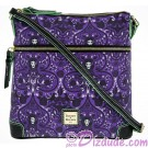 Dooney & Bourke - Disney Haunted Mansion Madame Leota Crossbody Letter Carrier Handbag © Dizdude.com