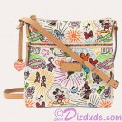 Dooney & Bourke Sketch Nylon Letter Carrier - Disney World Exclusive © Dizdude.com