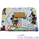 Disney Sketch Wallet by Dooney & Bourke © Dizdude.com
