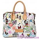 Disney Dooney & Bourke Crossbody Sketch Satchel © Dizdude.com