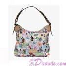 Dooney &amp; Bourke Disney World Exclusive Classic Sketch Satchel  Dizdude.com