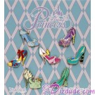 Disney Princesses Shoes Pin Set © Dizdude.com